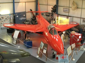 Tangmere Aviation Hunter Record Breaker