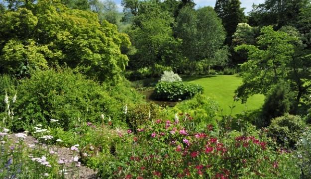 The unique Mindrum Garden