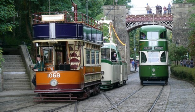 New Season at Crich Tramway Village