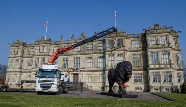 The new Pride of Longleat