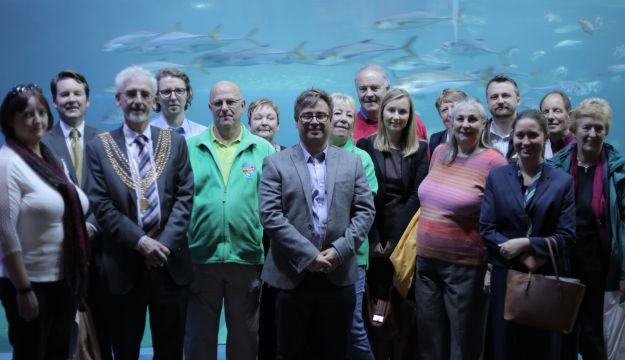 Tourism Event Attracts Big Fish to Devon – National Marine Aquarium Hosts Group Event