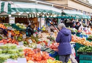 Doncaster Market Veg