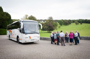 Leighton Hall Coach Pic