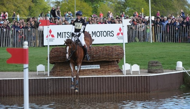 Action, Excitement and Great Shopping at Badminton 2016