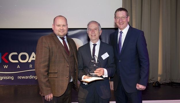 AGTO'S David Steele wins prestigious industry award