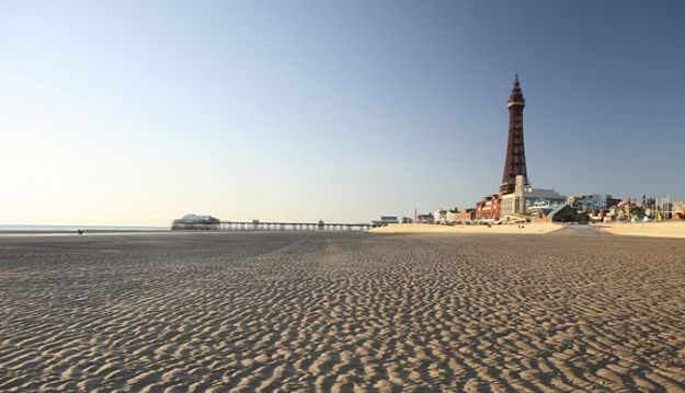 Blackpool has it all