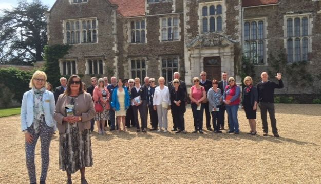 Guildford Group Showcase: Mayor Greets VIP Travel Trade guests