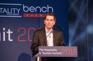 Nick Varney, Chairman British Hospitality Association