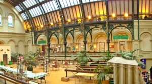 Doncaster Market - Corn Exchange interior 2