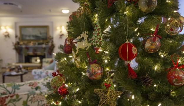 Discover the wonder of Christmas on board The Royal Yacht Britannia