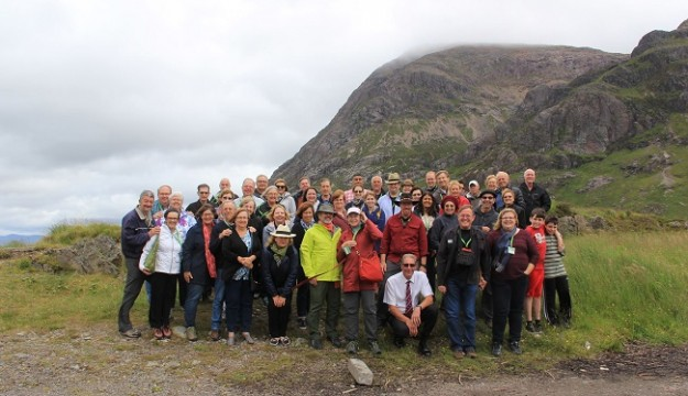 Rock on: Norwich firm makes bumper booking for geology group tour