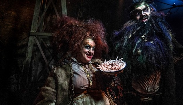 DINNER AT THE TWITS RELEASES PRODUCTION IMAGES AND GLORIOUSLY GRUESOME FOOD PHOTOGRAPHY ON ROALD DAHL DAY