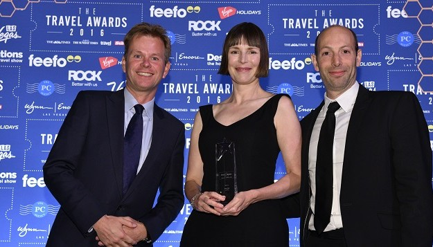 London has been named as the best city to visit in the prestigious Times, Sunday Times and Sunday Times Travel Magazine Awards
