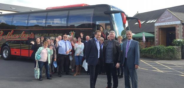 Southport Groups: Showcase Welcomed UK Tour Planners