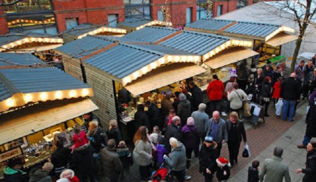 FREE children's rides and activities promise to make Tameside Christmas Market a family favourite this year