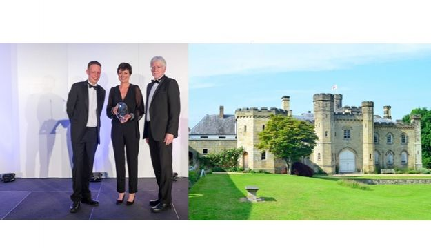 Chiddingstone Castle wins Silver at  The Beautiful South Tourism Awards