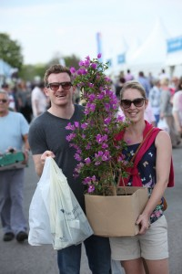 RHS Malvern Shopping - floral