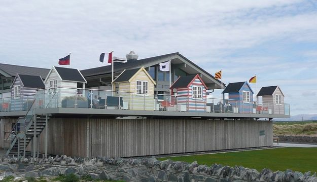Stop for a stunning seaside meal at The Oyster Catcher in Rhosneigr, Anglesey