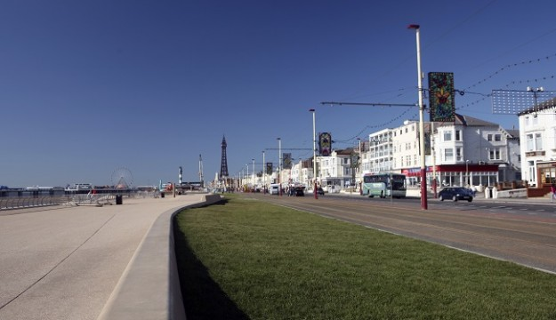 Blackpool the place for fun, thrills and excitement