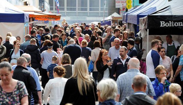 Britain's best award for food festival