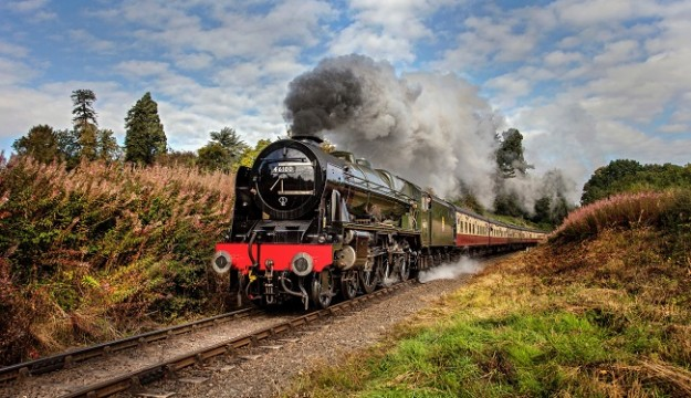 North Yorkshire Moors Railway has 'scot' fun days out for all in spring 2017