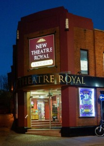 New Theatre Royal Lincoln at night 1