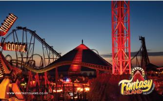 Fantasy Island Coaster