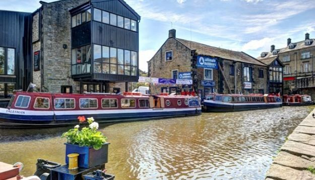 Skipton Boat Trips, offering a warm welcome