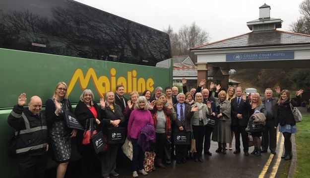 Croeso for UK Travel Trade in South Wales, Group Bookings Event 'Best Yet'