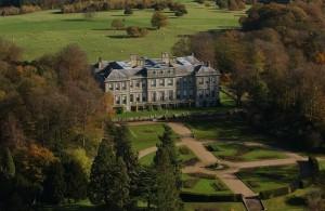 Ragley Hall Aerial