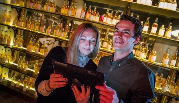 New App brings Whisky History to Life at Dewar's Aberfeldy Distillery