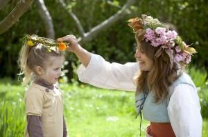 Easter in Warwickshire