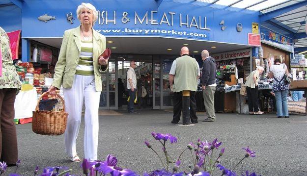 Bury's Award Winning Market
