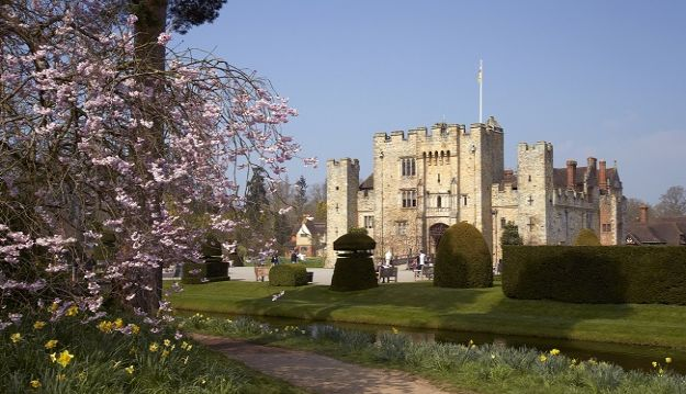 Hever Castle named Best Family Day Out in the UK ahead of English Tourism Week