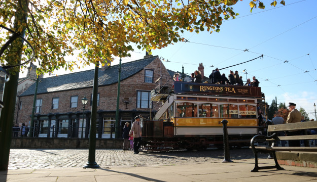 Be part of the past at Beamish