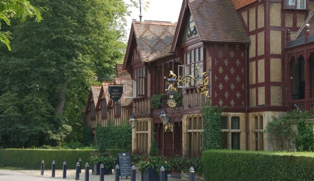 New Afternoon Tea venue for Groups at Waddesdon Manor