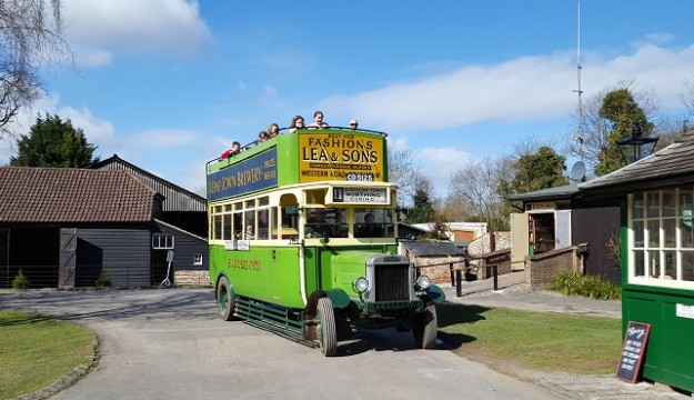 Amberley Museum- an amazing place tucked away in the South Downs