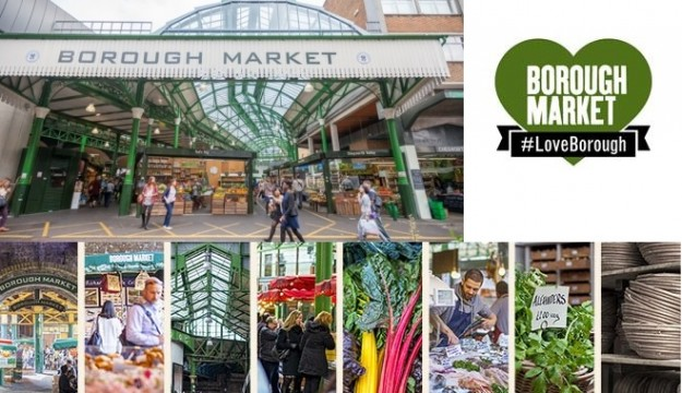 Borough Market Open for business