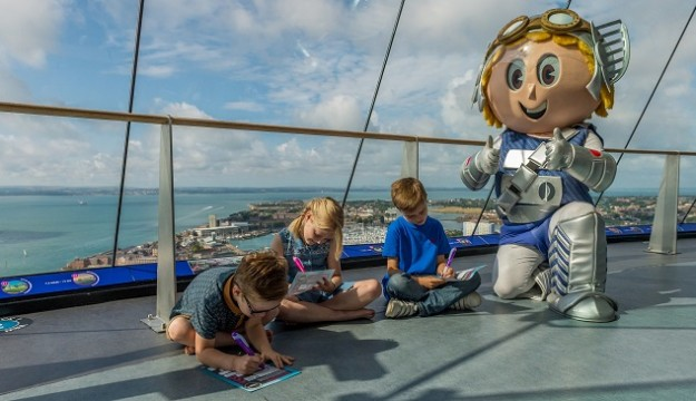 EMIRATES SPINNAKER TOWER LAUNCHES NEW WAVE OF EDUCATIONAL RESOURCES