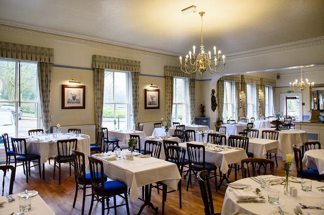Facilities Old Hall Hotel Restaurant Buxton
