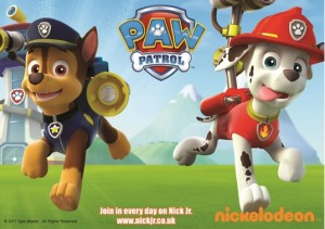 Peterborough Garden Park Paw Patrol
