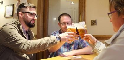 A toast to Thomas Banks