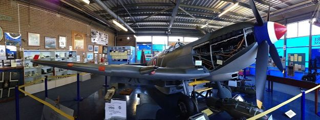 The Spitfire Museum