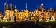 Waddesdon Manor wins Best Christmas Experience Award