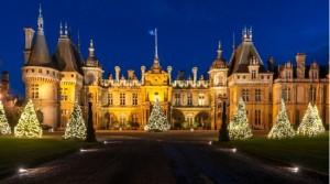 Waddesdon Manor wins Best Christmas Experience Award