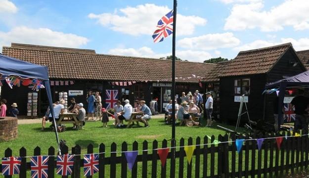 Holme Grange Craft Village, a must-visit destination