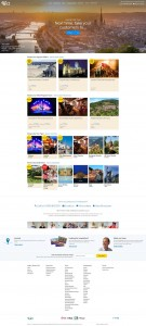 ICT Group Travel Homepage