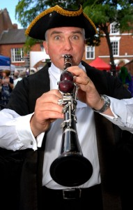 Pershore Plum Entertainer