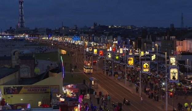 Blackpool Illuminations Switch-On Weekend 2018:- Planning your visit