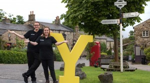 Y marks the spot on Yorkshire Day
